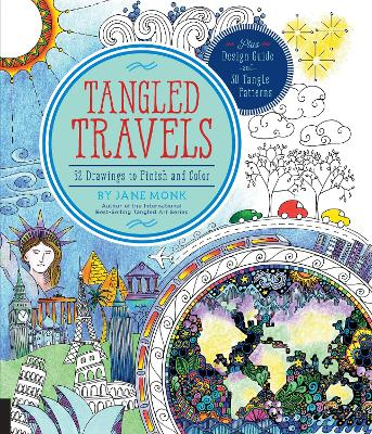 Tangled Travels by Jane Monk