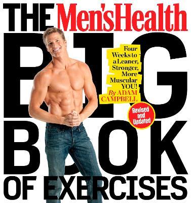 Men's Health Big Book of Exercises book