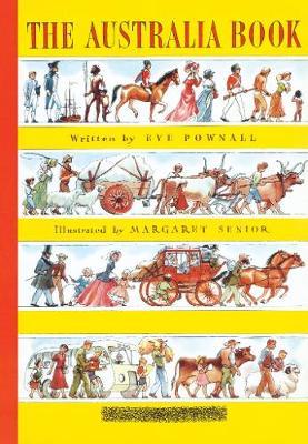 The Australia Book by Eve Pownall