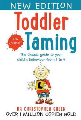 Toddler Taming book