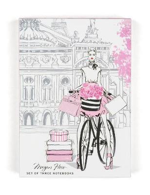 Chic: A Fashion Odyssey - Megan Hess Boxed Journal Set by Megan Hess