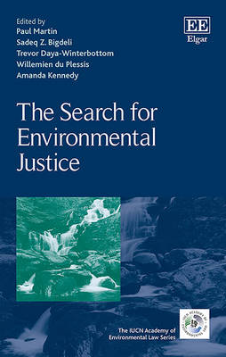 The Search for Environmental Justice by Paul Martin