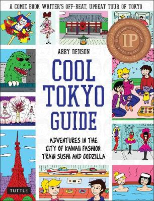Cool Tokyo Guide by Abby Denson