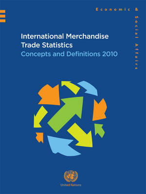 International merchandise trade statistics by United Nations: Department of Economic and Social Affairs: Statistics Division