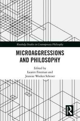 Microaggressions and Philosophy book