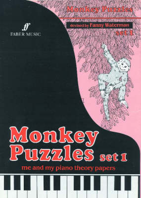 Monkey Puzzles Theory Papers Set 1 by Fanny Waterman