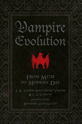 Vampire Evolution by E. R. Vernor