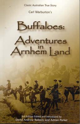 Buffaloes by Carl Warburton