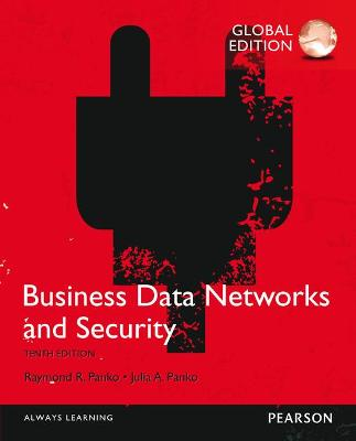 Business Data Networks and Security, Global Edition book