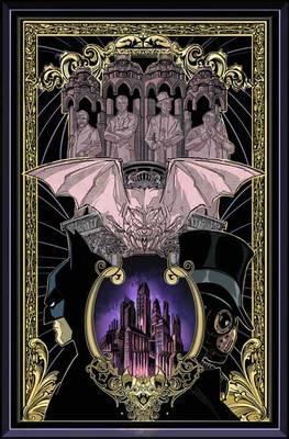 Batman Batman Gates Of Gotham TP Gates of Gotham by Dustin Nguyen