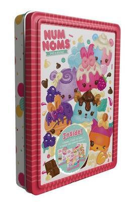 Num Noms Happy Tin by Parragon Books Ltd
