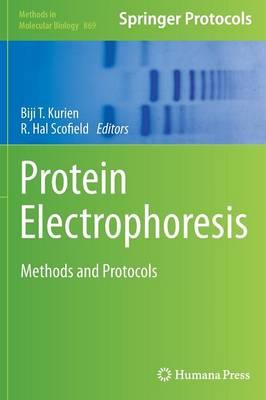 Protein Electrophoresis by Biji T. Kurien