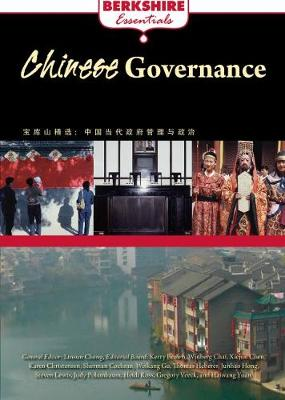 Governance and Leadership in China by Linsun Cheng
