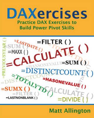 Learn to Write DAX by Matt Allington