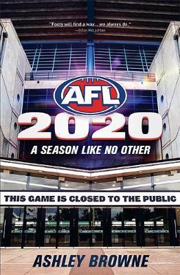 A Season Like No Other: AFL 2020 book