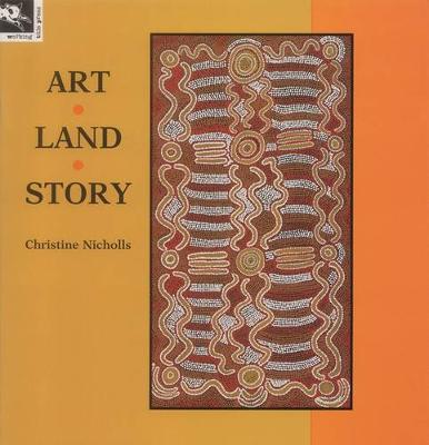 Art - Land - Story book