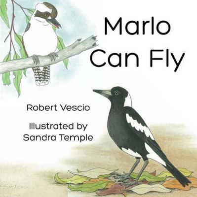Marlo Can Fly by Robert Vescio