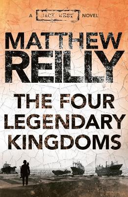 Four Legendary Kingdoms book