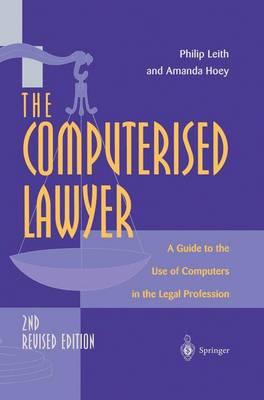 Computerised Lawyer by Philip Leith