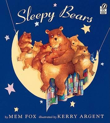 Sleepy Bears by Kerry Argent