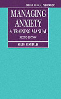 Managing Anxiety by Helen Kennerley