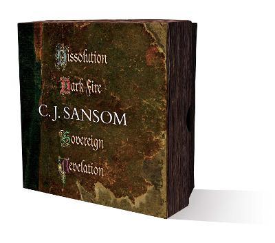 The C J Sansom CD Box Set by C. J. Sansom
