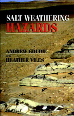 Salt Weathering Hazards by Andrew S. Goudie