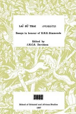 Lai Su Thai by J. S. Davidson