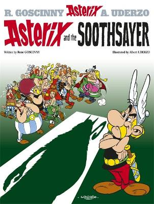 Asterix: Asterix and the Soothsayer book