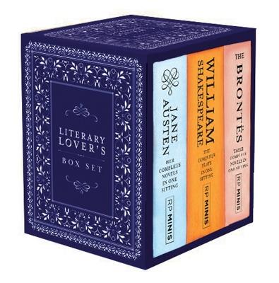 Literary Lover's Box Set book