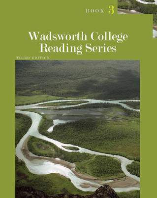 Wadsworth College Reading Series: Book 3 by Cengage Learning