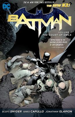 Batman Volume 1: The Court of Owls TP (The New 52) by Greg Capullo