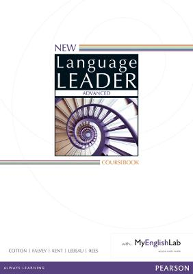 New Language Leader Advanced Coursebook with MyEnglishLab Pack book