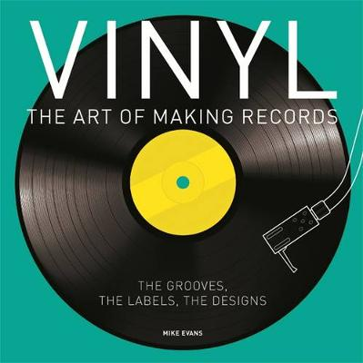 Australian Geographic Vinyl The Art of Making Records book