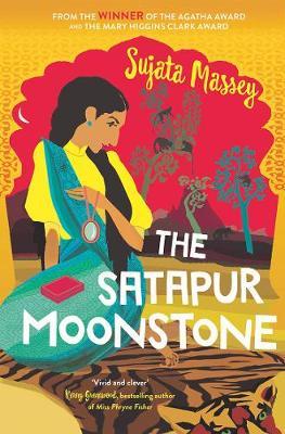 The Satapur Moonstone book