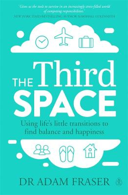 The Third Space: Using Life's Little Transitions to find Balance and Happiness book