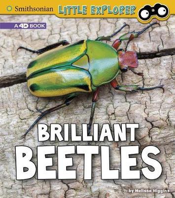 Brilliant Beetles: A 4D Book book