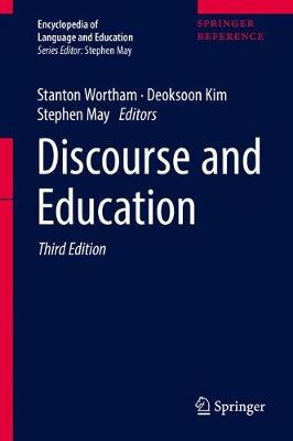 Discourse and Education by Stanton Wortham