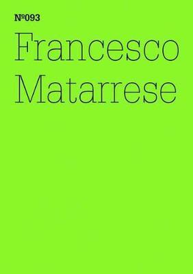 Francesco Matarrese: Greenberg und TrontiWirklich ausserhalb sein? book