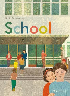 School: Come In and Take a Closer Look by Britta Teckentrup