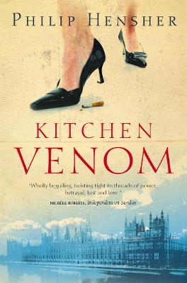 Kitchen Venom book
