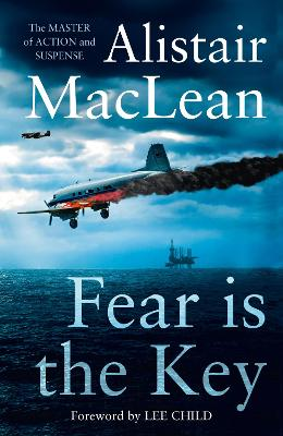 Fear is the Key book