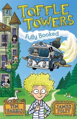 Toffle Towers 1: Fully Booked by Tim Harris