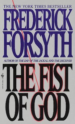 Fist of God book