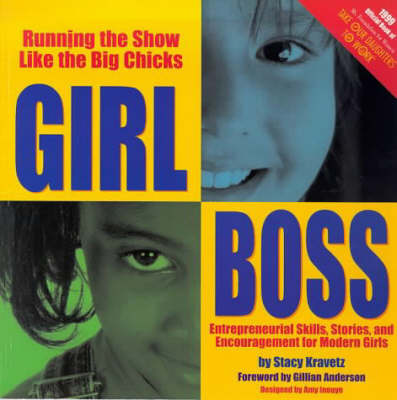 Girl Boss by Stacy Kravetz