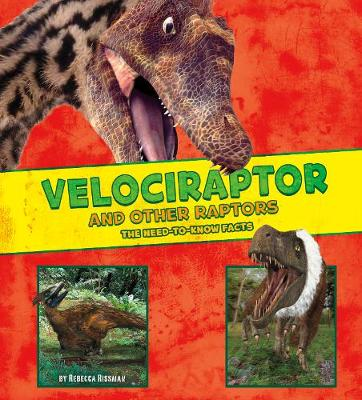 Velociraptor and Other Raptors by Rebecca Rissman