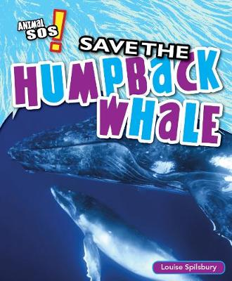 Save the Humpback Whale book