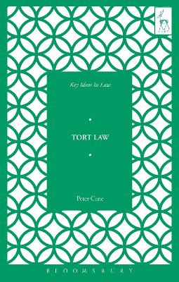 Key Ideas in Tort Law by Peter Cane