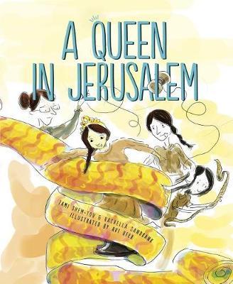 A Queen in Jerusalem by Ra Sandbank