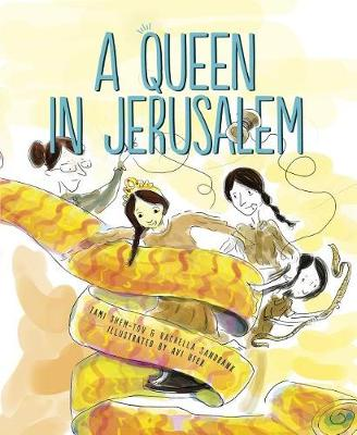 A Queen in Jerusalem by Ra Sandbank